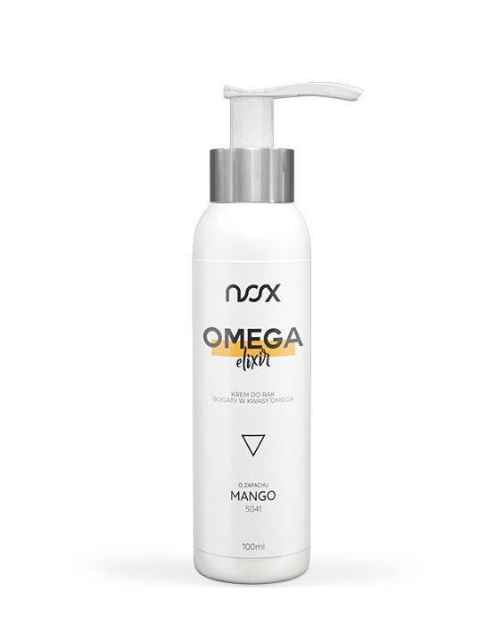 Krem do rąk o zapachu mango Omega Elixir 100 ml