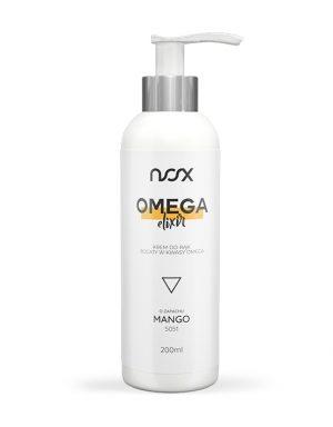 Krem do rąk o zapachu mango Omega Elixir 200 ml